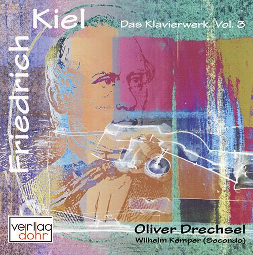 Friedrich KIEL (1821-1885) DCD013